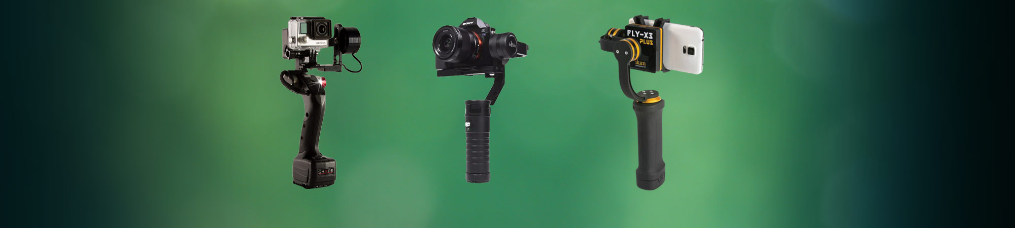 Get Your Gimbal On