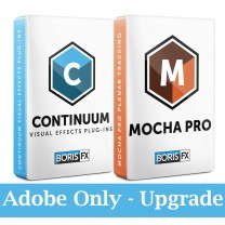 Bundle: Continuum + Mocha Pro Adobe Only - Upgrade from previous version