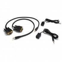 Accessory Cable Kit for HDBaseT Mini-Converters