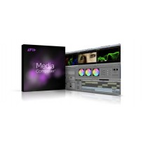 Media Composer Perpetual Floating License NEW (20 Seat) -- Education Pricing