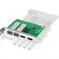 Decklink HDMI 2.0 & Optical Fiber Mezzanine Card for Decklink 4K Extreme 12G