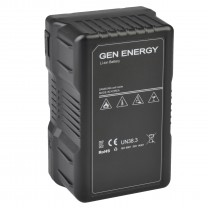 290Wh V-Mount Battery 290W 20Ah Nominal voltage : 14.4V