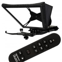 Elite iPad Teleprompter and Elite-Remote