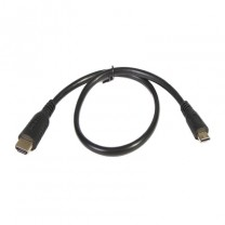1.5 Foot HDMI Cable 1.4v (mini to standard)