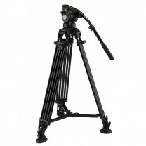 2 Stage Aluminium Tripod with GH06 Head - EG06A2