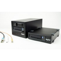 LTO tape drives, LTO libraries and cartridges
