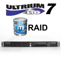 mRack DIT LTO-7 with Xendata 6 for Windows