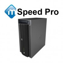 High-Speed 11-Bay Thunderbolt 3 RAID  (0TB) with integrated LTO8 tape drive