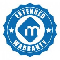 One Year Extended Warranty for a total of 3-Years