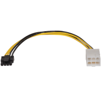 Cable, Power, for one Avid HDX card in Breakaway Box, Echo Express III-D/R, xMac Pro Server & xMac mini Server