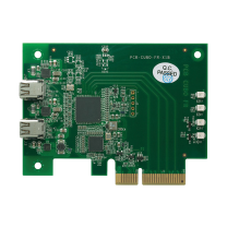 Thunderbolt 2 Upgrade Card for Echo Express III-D or III-R