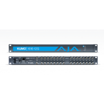 KUMO 1616-12G Compact 12G-SDI Router, with 1 power supply