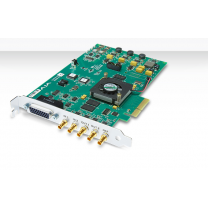 Corvid 22 - 4-lane PCIe card, 2-in/2-out HD/SD/3G SDI, 2x LTC, Genlock, 2x RS-422, 2x Mixer/Keyer, no cables included