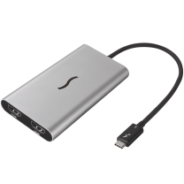 Thunderbolt 3 to Dual HDMI Adapter - Supports 4K