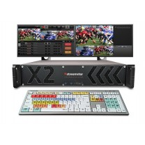 Streamstar X2 Generation 2 (with 2 SDI + 2 HDMI + 1SDI/HDMI output) 1080i