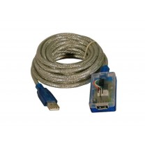 20m USB 2.0 Active Extension Cable