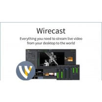 Wirecast Studio - Win (Upgrade Studio 4-7)