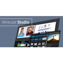 Wirecast Studio - Windows (Upg One)