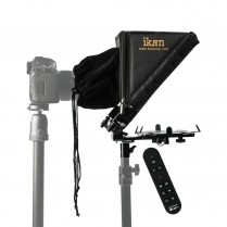 Tablet Teleprompter for Light Stands w/ Remote