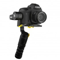 DS2-A Beholder Angled 3-Axis Gimbal Stabilizer w/ Encoders