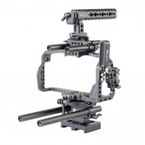 Stratus Complete Cage for The Blackmagic Pocket Cinema 4K and 6K Camera