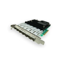 10Gb 6-Port SFP+ PCIe 3.0 - Special Price - While Stocks Last