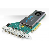 Corvid 44 BNC 8-lane PCIe 2.0, 4 x SDI on full size BNC, independently configurable