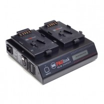 PAGlink PL16 Charger (2 x V-Mount / iPC)  [9707]