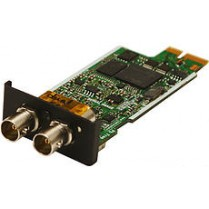 2 x Reclocked SDI Outputs  HD/SD