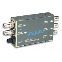D5DA 1x4 reclocking SDI Distribution Amplifier
