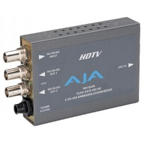 HD10AM HD/SD 8-channel AES embedder/disembedder & sample rate converter