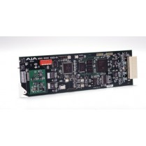 RH10UC SDI to HD-SDI upconverter with motion adaption and Genlock.