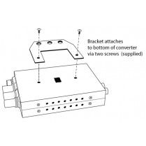 RMB10-RO Rack mount bracket for D and HD Series mini (10 Pack)