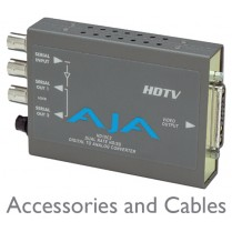 HD CABLE 5 Cable supplied with HD10C2 13W3 to 3 x BNC 5 foot