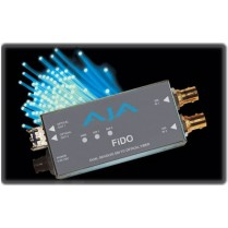 FIDO-R-ST - Single-channel Optical Fibre (ST connector) to SD/HD/3G SDI with Dual SD/HD/3G SDI outputs