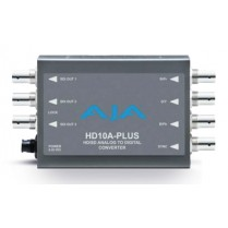 HD10A-PLUS -  HD/SD analog to HD/SD-SDI digital Mini-Converter