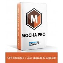 Mocha Pro: Plug-in - OFX (includes 1 year upgrade & support)