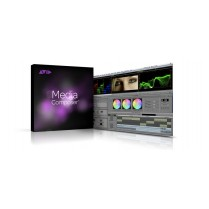 Media Composer Perpetual Floating License NEW (50 Seat) -- Education Pricing
