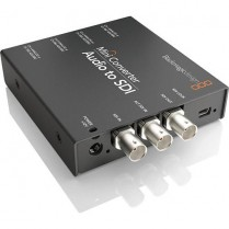 Mini Converter - Audio to SDI STOCK CLEARANCE
