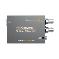 Mini Converter - Optical Fiber 12G