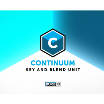 Continuum Key and Blend Unit