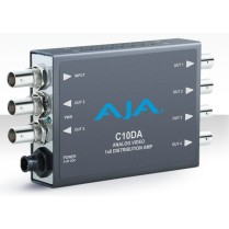 C10DA Analog Video 1 x 6 Distribution Amplifier