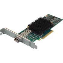 CTFC-161P-000 Single-Channel 16Gb/s Gen 6 Fibre Channel PCIe 3.0 Host Bus Adapter (includes SFP)