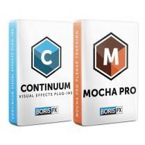 Bundle: Continuum + Mocha Pro Adobe/OFX