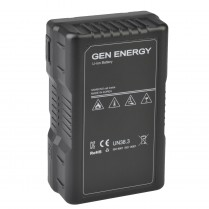 195Wh V-Mount Battery 195W 13.5Ah Nominal voltage : 14.4V