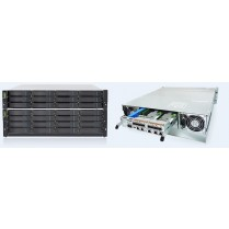 EonStor GSe 2000 - Great-valued unified NAS/SAN/Cloud gateway storage solution
