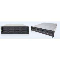 EonStor GSe Pro 1000 - Rack-mounted NAS for space-conscious SMBs