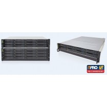 EonStor GSe Pro 3000 - Cost-optimized and rack-mounted NAS for Enterprises