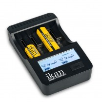 ICH-SC4 4 Battery Universal Smart LCD Charger