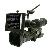 Portable Teleprompter with Wide Screen